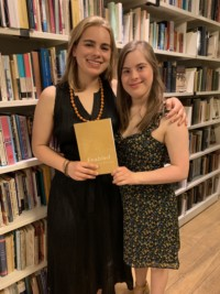 Rockin' Recipient Lucy Sturman Celebrated The Release of her Memoir Enabled with sister Ceci Sturman!