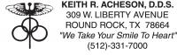 Keith R. Acheson, D.D.S.
