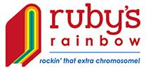 Ruby's Rainbow Logo